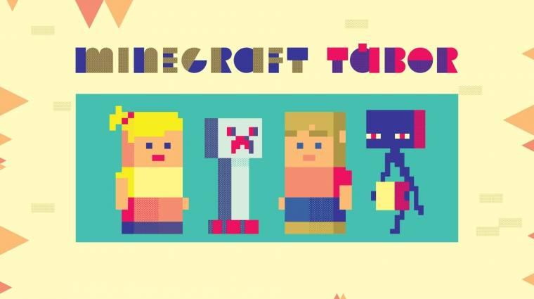 Halloweeni Minecraft táborral készül a HelloWorld bevezetőkép