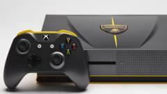 Ez már tényleg egy ütős, Forza Horizon 3 ihletésű Xbox One S kép