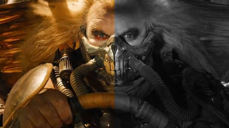 Mad Max: A harag útja - végre tudjuk mikor érkezik a fekete-fehér változat kép