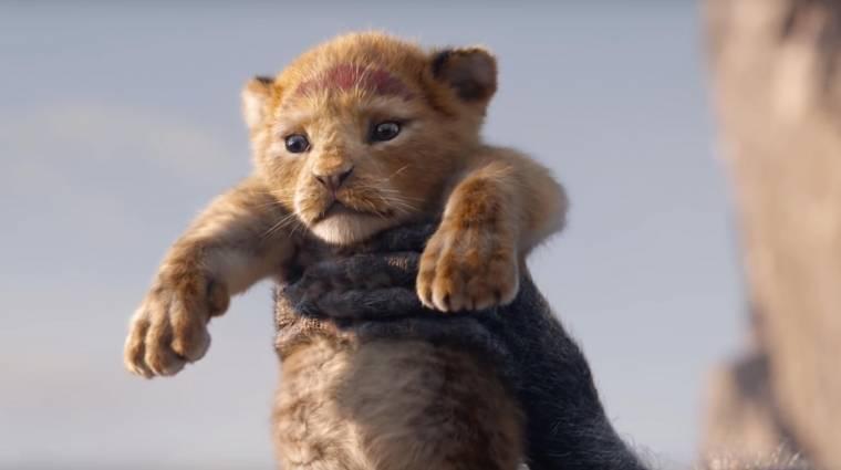 BRÉKING: Megérkezett Az oroszlánkirály első előzetese! kép