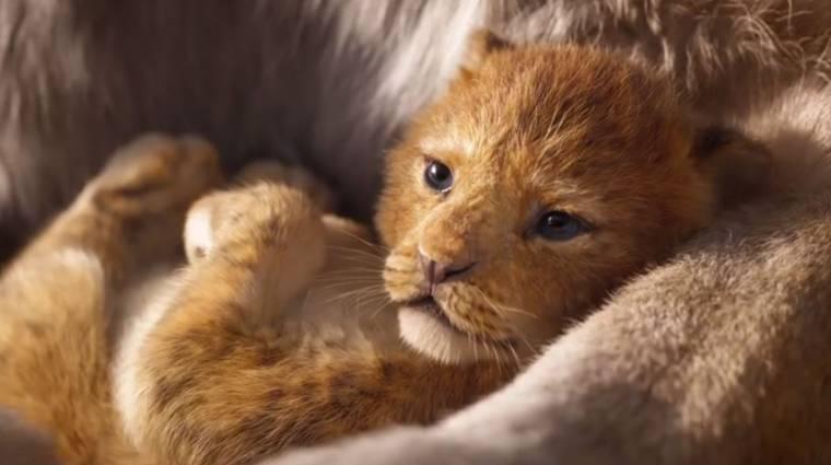 Hidegrázós Az oroszlánkirály trailere Sinkovits Imre hangjával kép