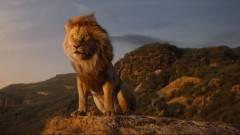 Új jeleneteket mutat Az oroszlánkirály új videója kép