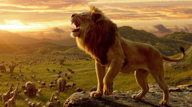 Az oroszlánkirály remake-je lett a legtöbb bevételt hozó animációs film bevezetőkép