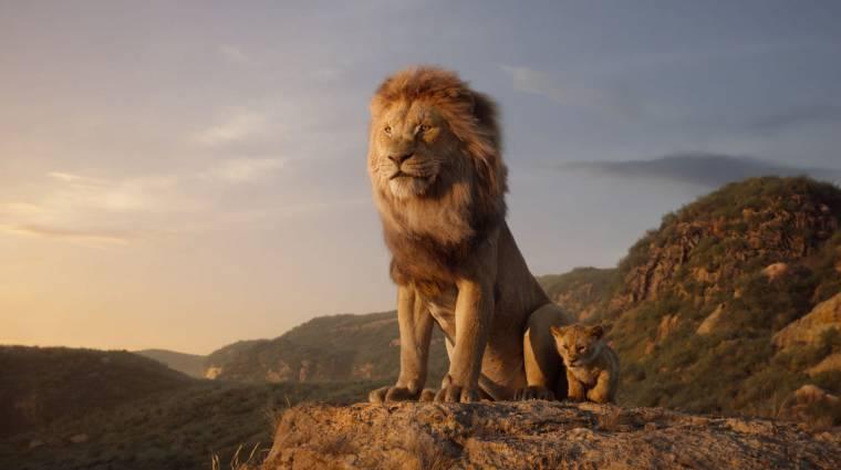 Folytatás készül az élőszereplős Az oroszlánkirályhoz, méghozzá Oscar-díjas rendezővel! kép