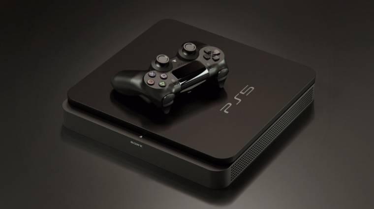 Szinte semmi esély, hogy olcsó legyen a PlayStation 5 bevezetőkép