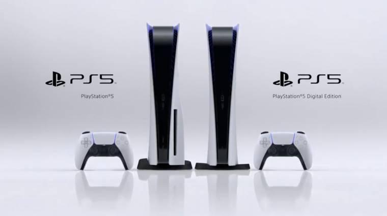 Hivatalos: itt a PlayStation 5 ára és megjelenési dátuma! bevezetőkép