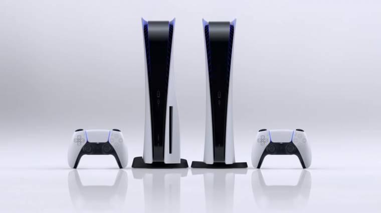 A PlayStation 5 egyik változatából jóval kevesebb állhat rendelkezésre bevezetőkép