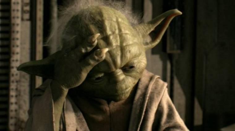Napi büntetés: ha már van bébi Yoda, miért állnánk meg itt? bevezetőkép