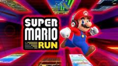 Super Mario Run - végre olcsóbb lesz, hatalmas frissítés jön kép