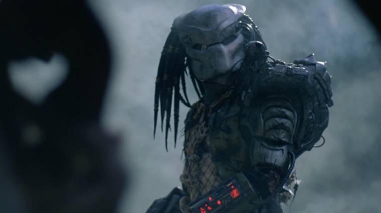 Befejeződött a The Predator forgatása kép