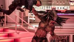Brutális második szinkronos előzetesen a The Predator kép