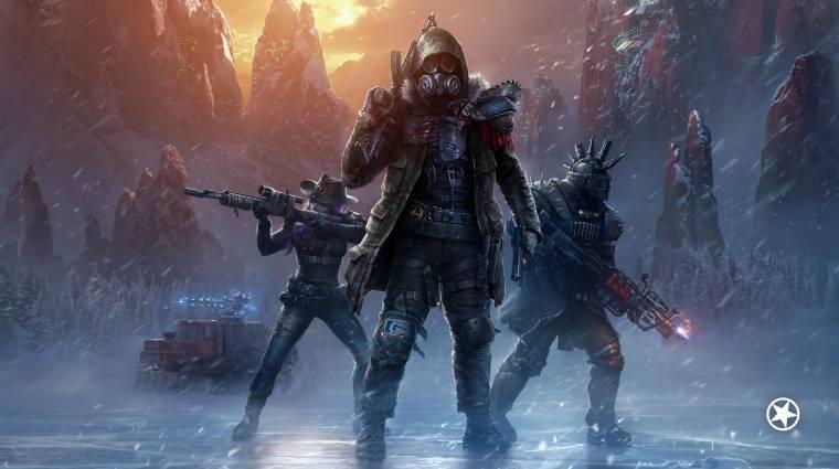 Tényleg belső nézetre váltanak a Wasteland 3 alkotói bevezetőkép