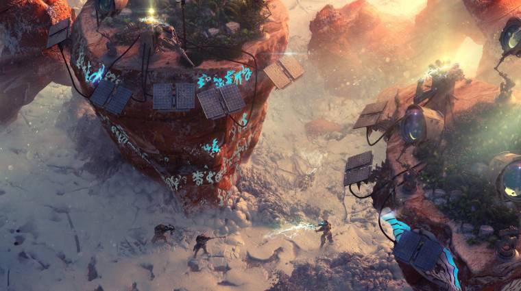Egy órán keresztül nézhetjük a Wasteland 3 játékmenetét bevezetőkép