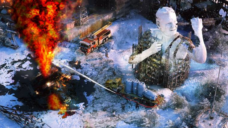 Wasteland 3 - komor hangulatú előzetessel kaptuk meg a megjelenési dátumot bevezetőkép