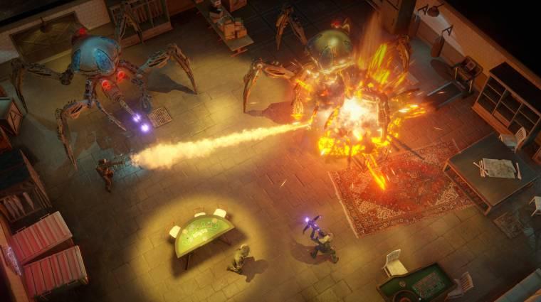 A koronavírus miatt csúszik a Wasteland 3 megjelenése, ráadásul nem is keveset bevezetőkép