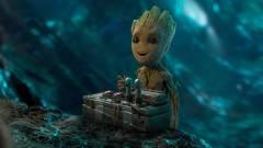 A galaxis őrzői 2 - az új tévés szpotban is bébi Grootot imádjuk a legjobban kép