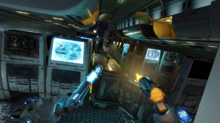 Arktika.1 - új képeken és ütős videón a Metro 2033 fejlesztőinek VR játéka bevezetőkép