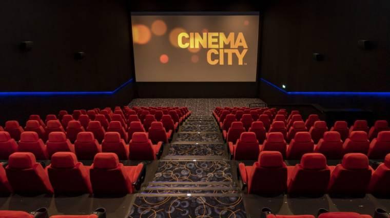 Hamarosan újranyitnak a Cinema City mozijai is kép
