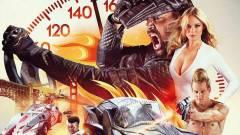Death Race 2050 - korhatáros trailerben akciózik Frankenstein kép