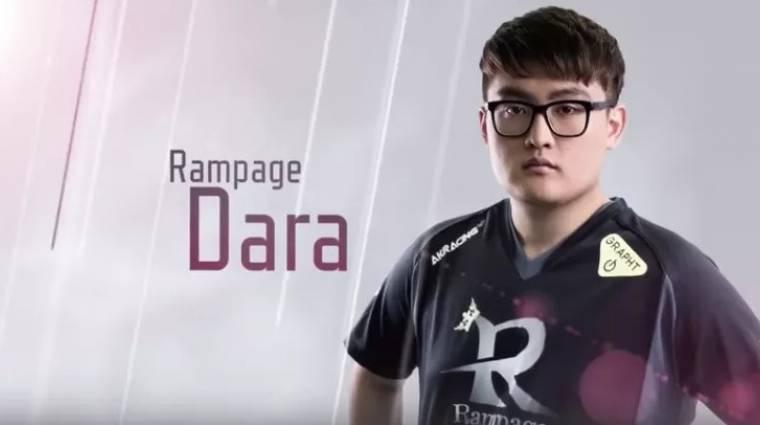 Megalázta csapata a koreai League of Legends játékost, ezért vissza is vonult bevezetőkép