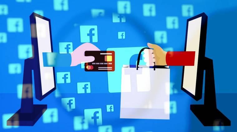 Magyarországon is elindult a Facebook Marketplace kép