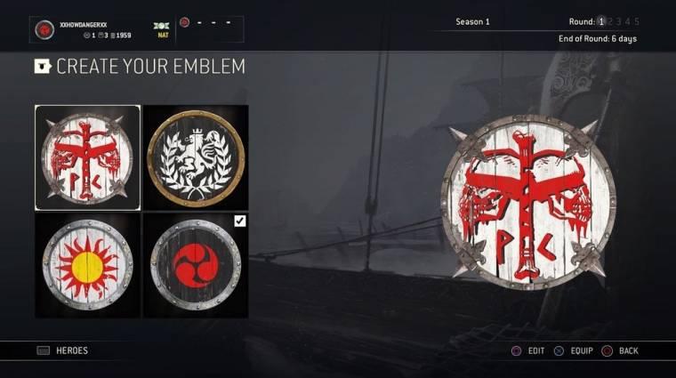 For Honor - ezért ne tegyél trágár dolgokat a címeredre bevezetőkép