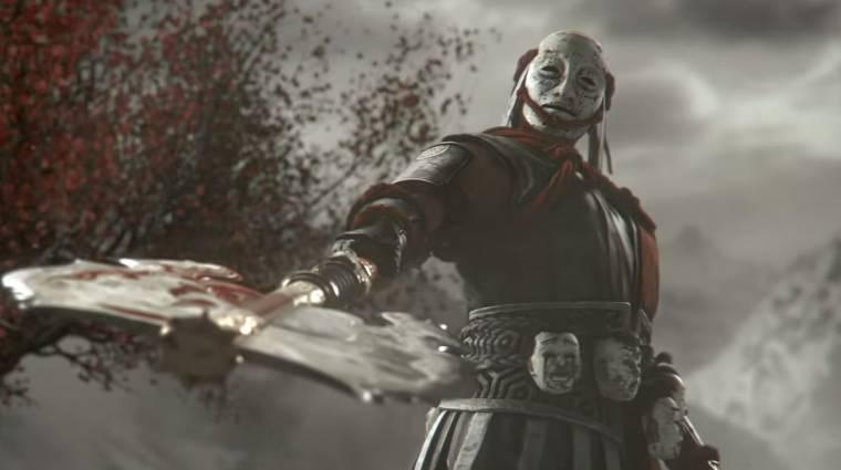 Ha egy boss lenne a Sekiróban, rettegnénk a For Honor új karakterétől bevezetőkép