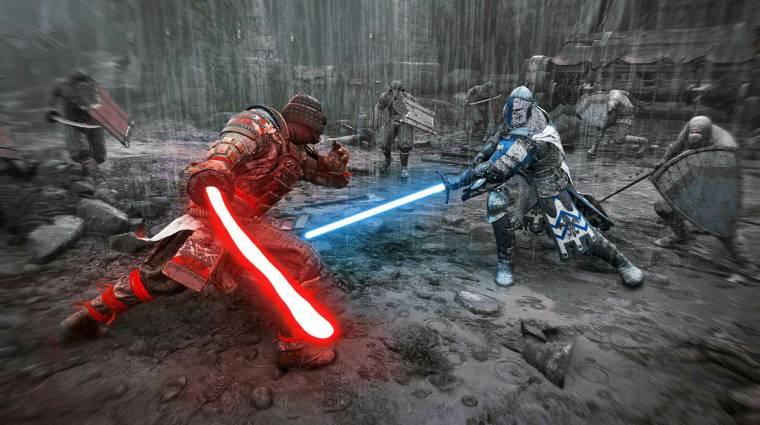 For Honor - fénykardokkal ünnepeljük a Star Wars-napot bevezetőkép