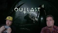 Borzongjatok velünk az Outlast 2 demójában kép