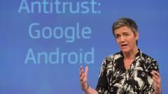 Büntetés elé néz a Google az EU Android antitröszt perében kép
