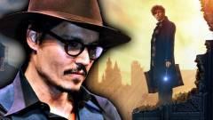 Johnny Depp csatlakozott a Legendás állatok és megfigyelésük folytatásához! kép