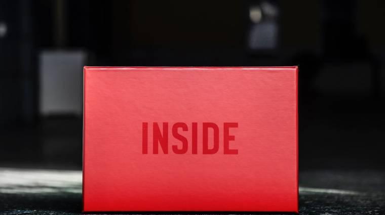 Az Inside undorító gyűjtői kiadását mind akarjuk bevezetőkép