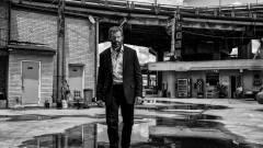 Fekete-fehér előzetesen a Logan kép