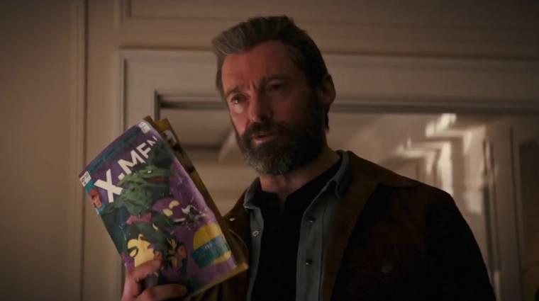 Nem ugyanabban az X-Men univerzumban játszódik a Logan kép