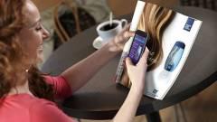Mobilfizetés: csak egyetlen érintés kép