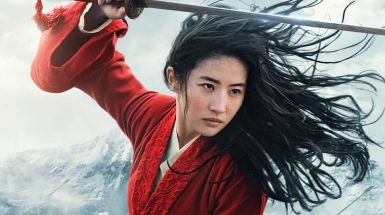 Megérkeztek az első vélemények a Mulan feldolgozásáról bevezetőkép
