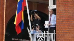 Nem használhatja az internetet a wikileaks-es Assange kép