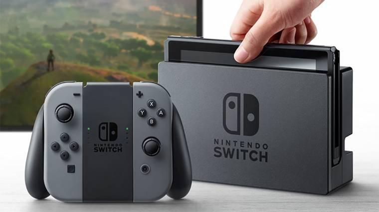Nintendo Switch - jóval gyengébb lesz, mint gondoltuk bevezetőkép
