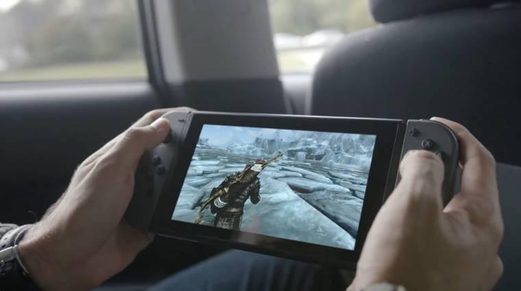 Nézd meg minden szögből a Nintendo Switchet bevezetőkép