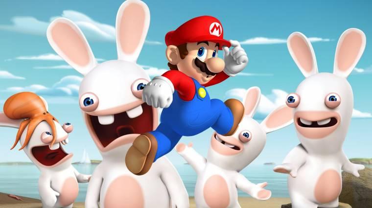 Nintendo Switch - jön rá a Pokémon Sun & Moon és egy Rabbids-Mario crossover? bevezetőkép