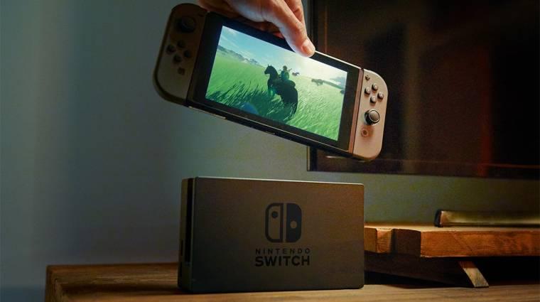 Nintendo Switch - csapj le most a User ID-dra, mielőtt más viszi el bevezetőkép