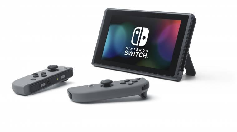 Nintendo Switch - kiderült, mennyibe kerül majd itthon bevezetőkép