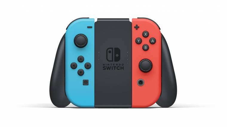 A Nintendo Switch lett a generáció leggyorsabban fogyó konzolja az USA-ban bevezetőkép