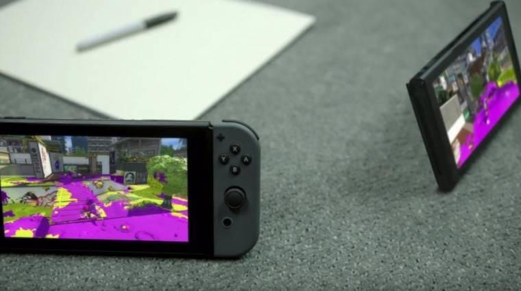 Nintendo Switch - ezért lesz érdemes okostelefonnal összekapcsolni bevezetőkép