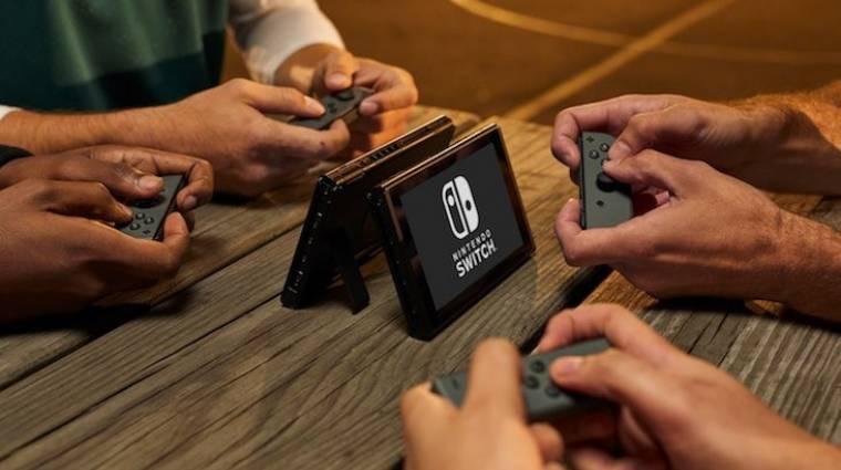 Egyszerre csak egy Nintendo Switchre telepítheted digitális játékaidat bevezetőkép