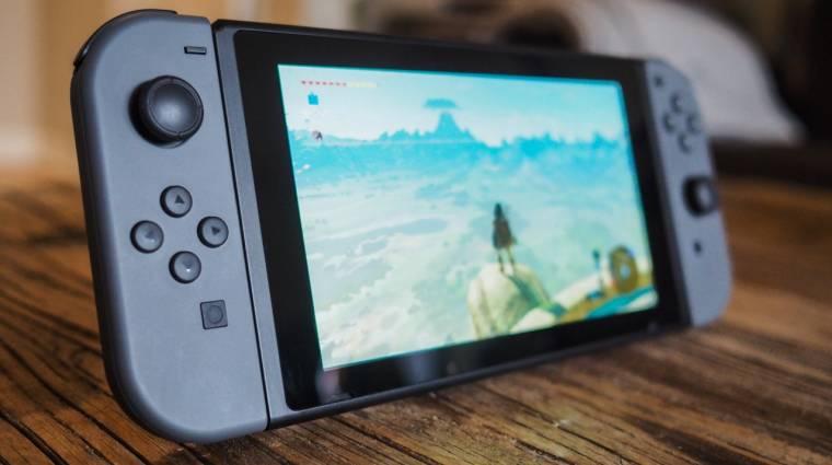 Ezért drágábbak a Nintendo Switch játékok bevezetőkép