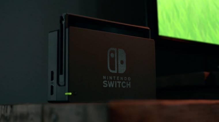 Már elhajló Nintendo Switchekről is érkeztek beszámolók bevezetőkép