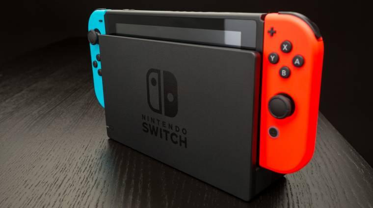 Nintendo Switch - tavaszig várhatóan beelőzi a Nintendo 64-et is bevezetőkép