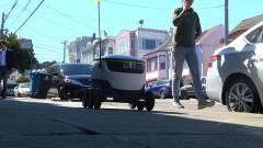 Csomagszállító robotszolgáltatás indul Washingtonban kép