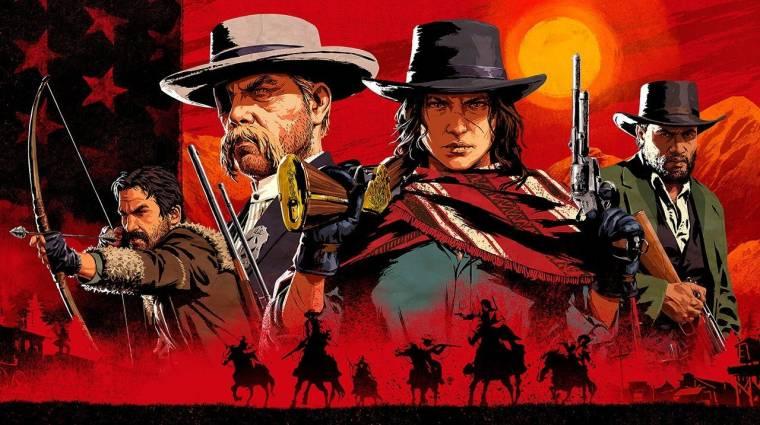 Bónuszokkal csinálna kedvet a Red Dead Online-hoz a Rockstar bevezetőkép